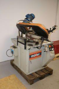 MULLER HBS 230 GC Eisenbandsäge