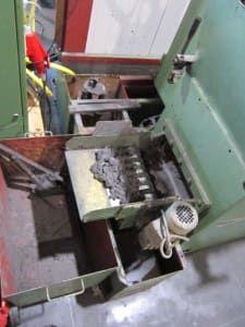 GÖCKEL G40 EL Langmesserschleifmaschine