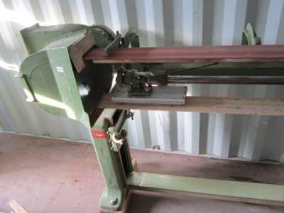 HEESEMANN Langband-Schleifmaschine