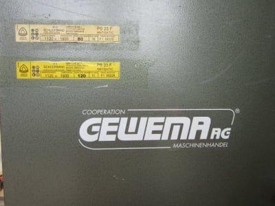 SANDINGMASTER KCSB-1100 Breitband-Schleifmaschine