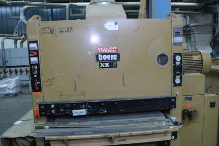 BOERE TKS1100 Breitbandschleifmaschine