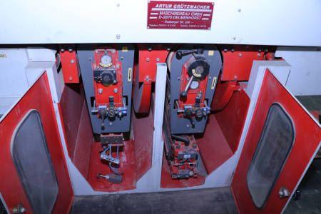 GRÜTZMACHER GFM 423 Unter u. Oberflächenschleifmaschine