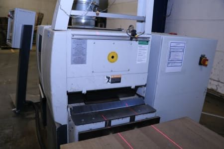 RAIMANN VarioRip 310 M Vielblattsäge mit Blattverstellung