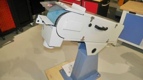 HBM 150 x 2000 Bandschleifmaschine