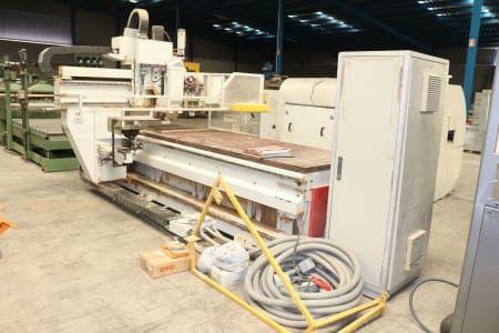 COSMEC SA 25 10 CNC-Bearbeitungszentrum