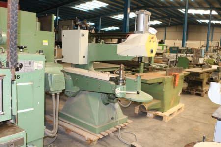 OFEC Kopierfräsmaschine für Konturierung