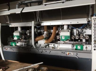WEING Powermat 1000 Kehlmaschine