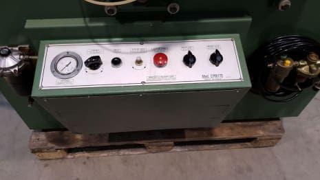OMG EPM 70 Maschine zur Rolladenherstellung