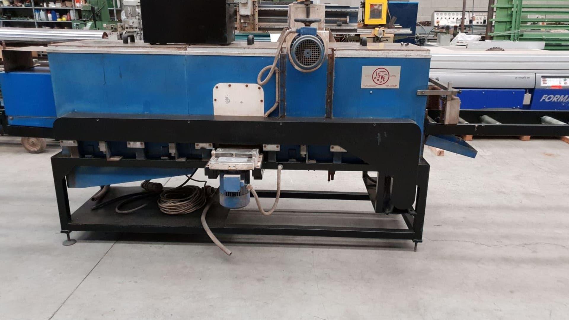 ISVE Imprägniermaschine für Balken