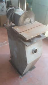 Poliermaschine für Aluminium