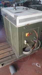 MECAL Zapfenschneidmaschine für Aluminium