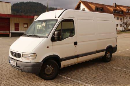 OPEL MOVANO Transporter