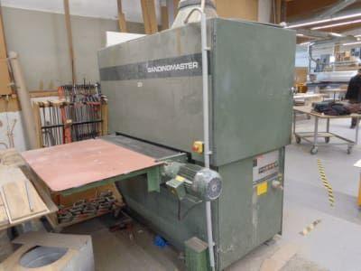 SANDINGMASTER SCS B2-1100 Breitbandschleifmaschine