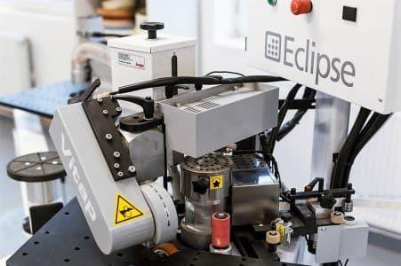 VITAP ECLIPSE Halbautomatische Kontur-Kantenanleimmaschine