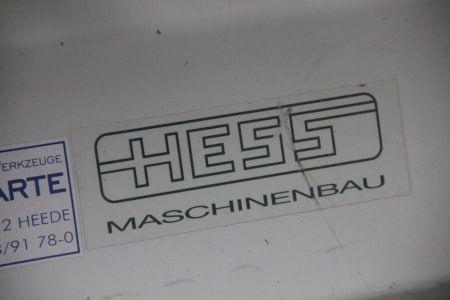 HESS Langlochbohrmaschine