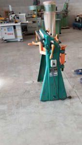 ADOLFO ALBERTI BETA -450 Gewindeschneidmaschine für Schubladen