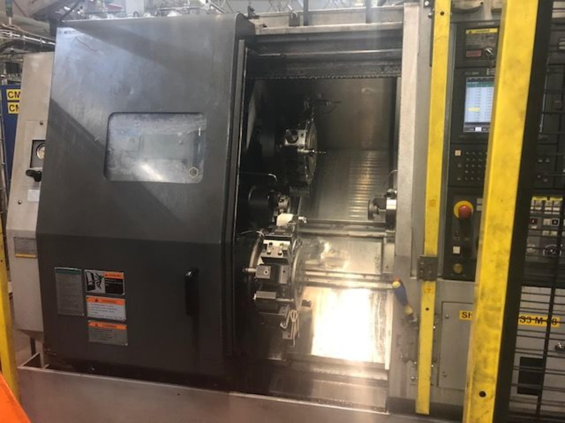 MORI SEIKI ZT1500SY CNC-Dreh-/Fräszentrum