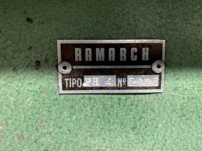 RAMARCH Hydraulikpresse