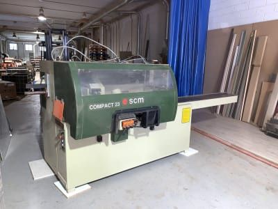 SCM COMPACT 23 S Kehlmaschine