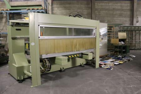 SCM ROUTOMAT 3 CNC-Bearbeitungszentrum