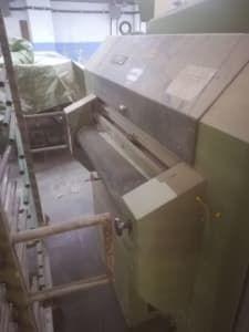 ERNST EPS 3 Breitbandschleifmaschine