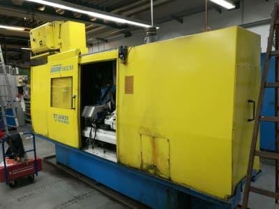 JUNKER QUICKPOINT 5002/50 CNC-Werkzeugschleifmaschine