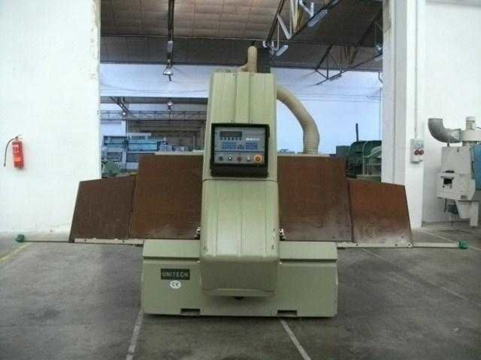 SCM UNITECH CNC-Bohrmaschine