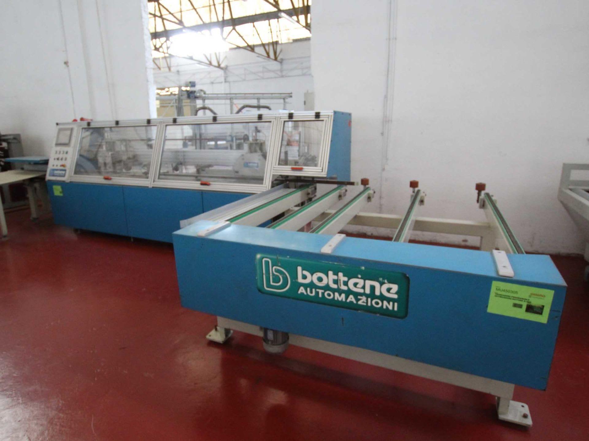 BOTTENE R 5000 Optimierungskappsäge