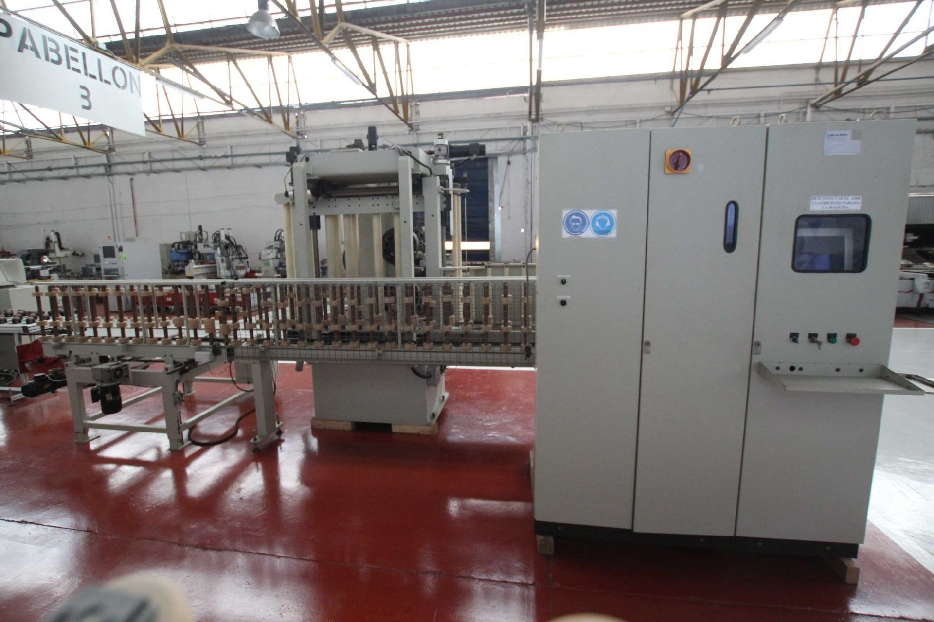 BREMA CNC-Bearbeitungszentrum