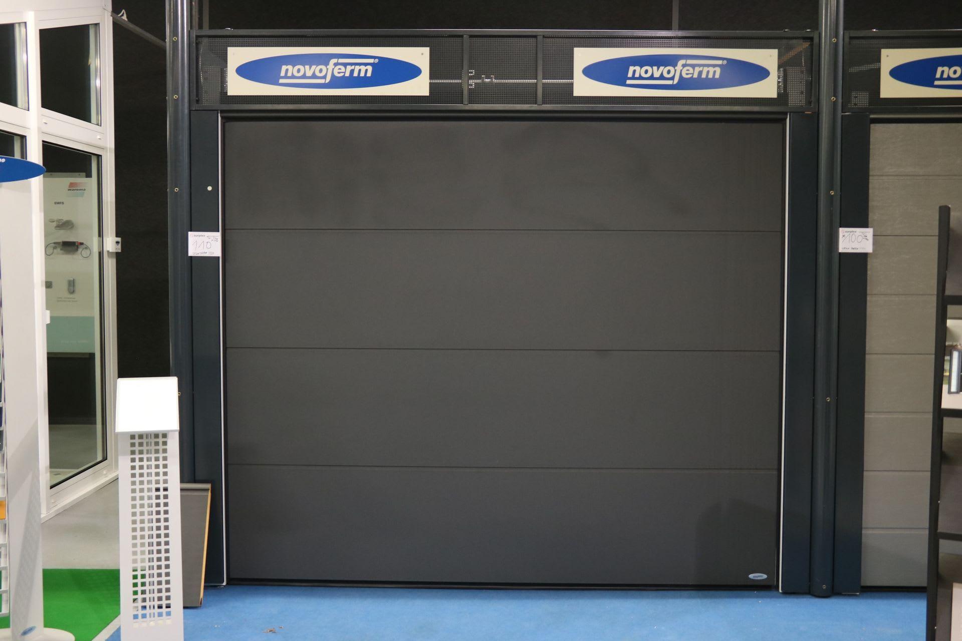 NOVOFERM Sektional-Garagentor