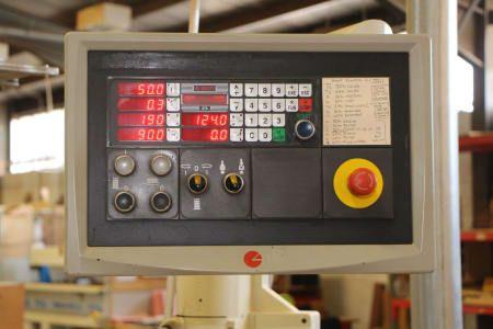 SCM T 150 CLASS Schwenkspindelfräse