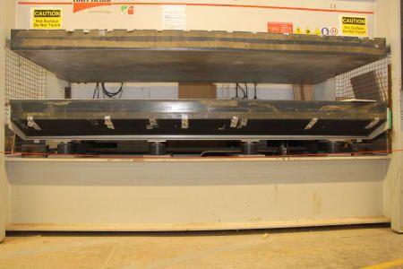 ITALPRESSE XL/8 Furnierpresse