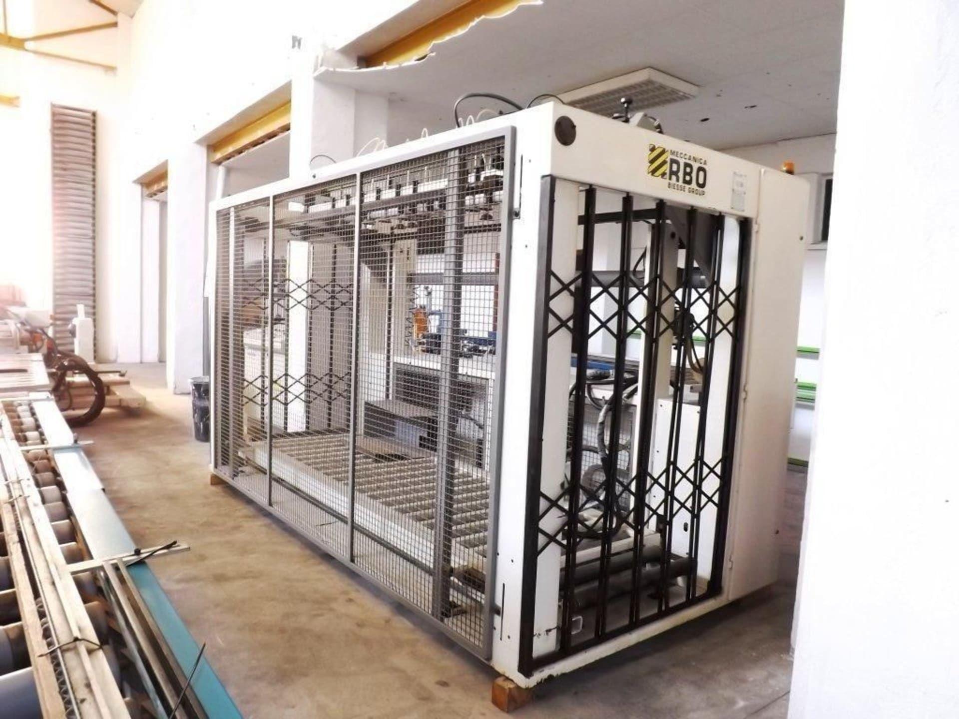 RBO TORNADO SC FE/1000 Be- und Entladestation