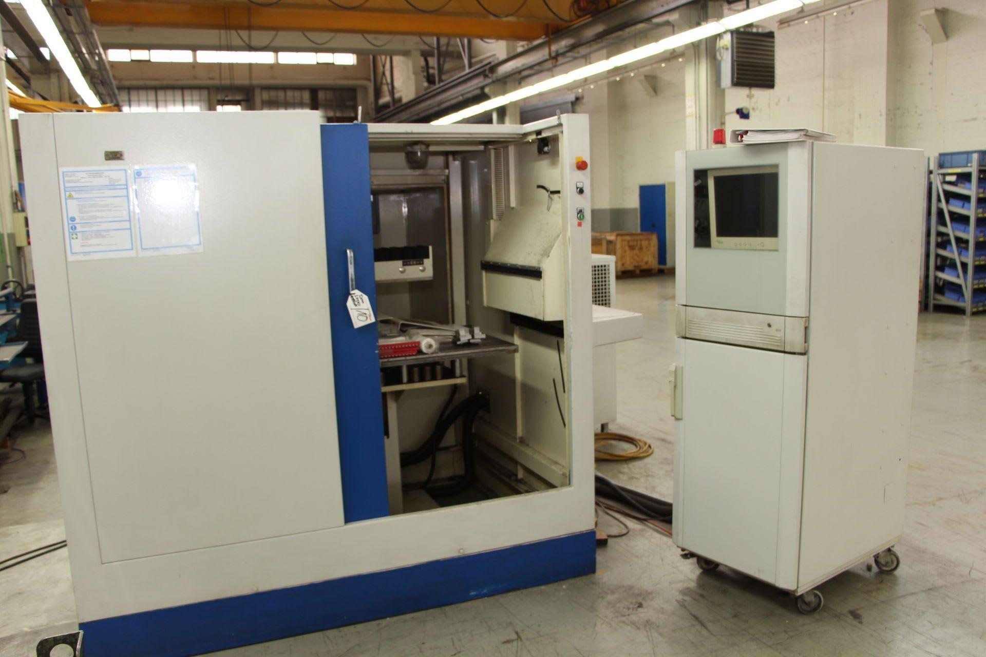 BAUBLYS UL 5032 Laserbeschriftungsanlage