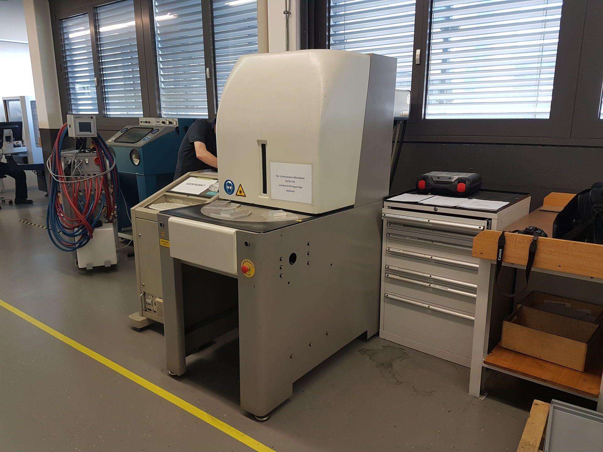 SEI MIRO II YAG LPSS Laser-Beschriftungssystem