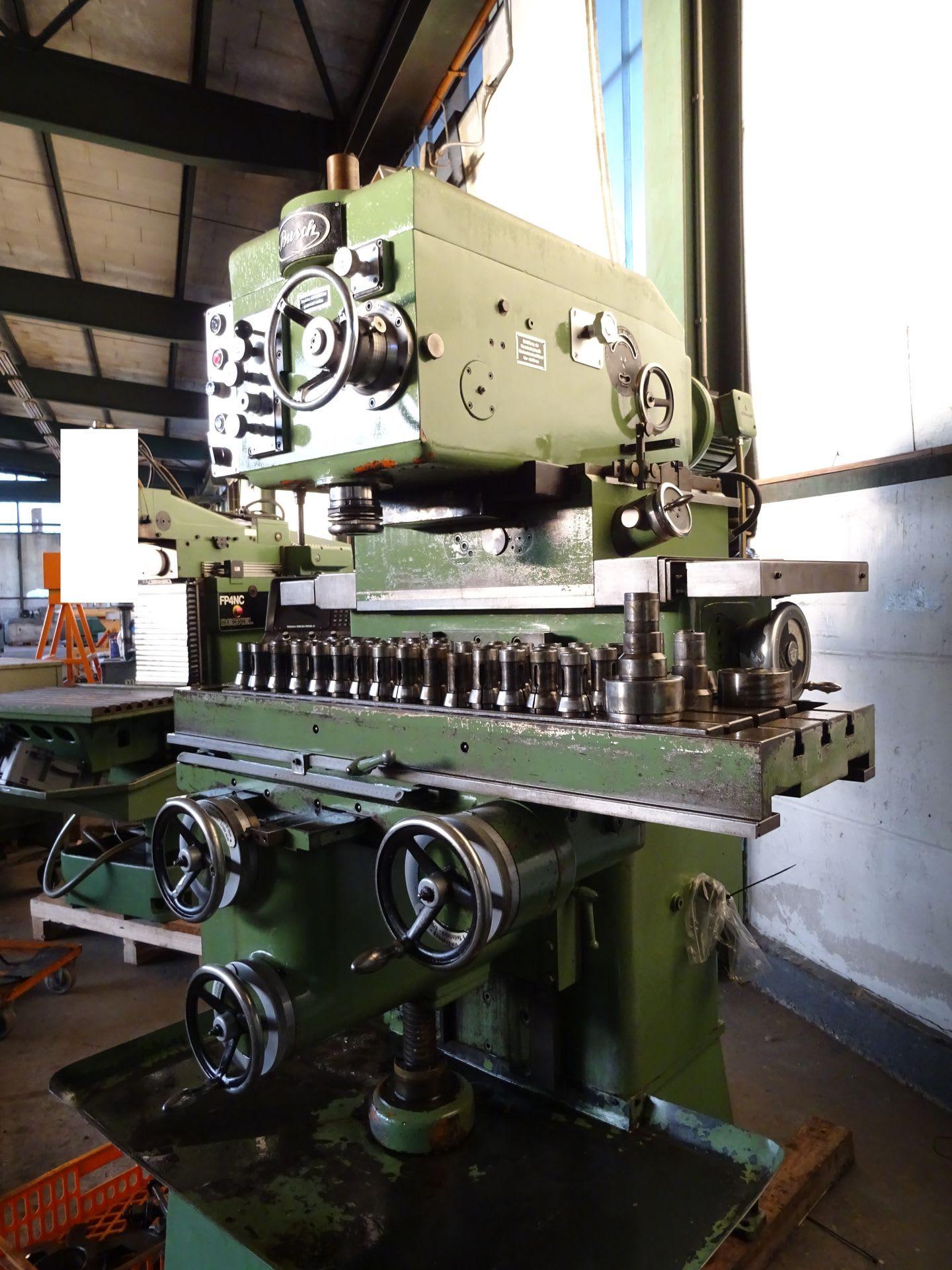 BUSCH FSV 9 Nutenfräsmaschine