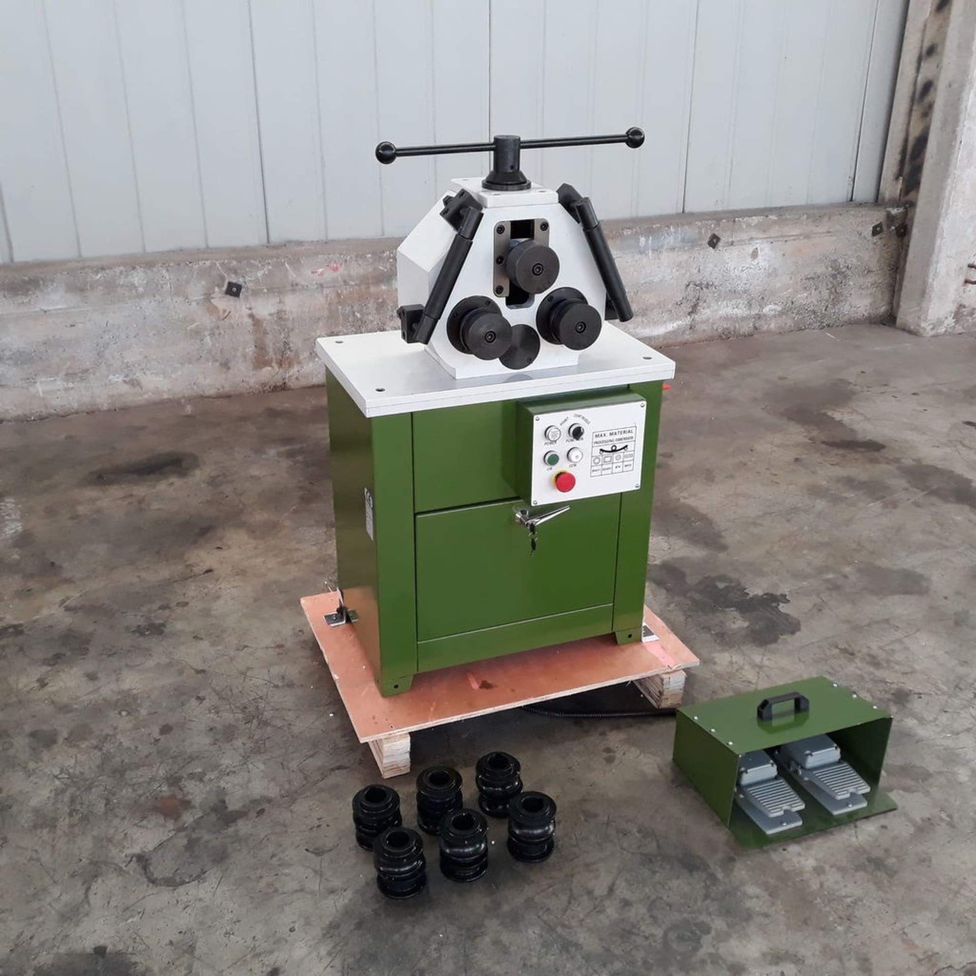 TPM 30 SPECIAL Rohrbiegemaschine