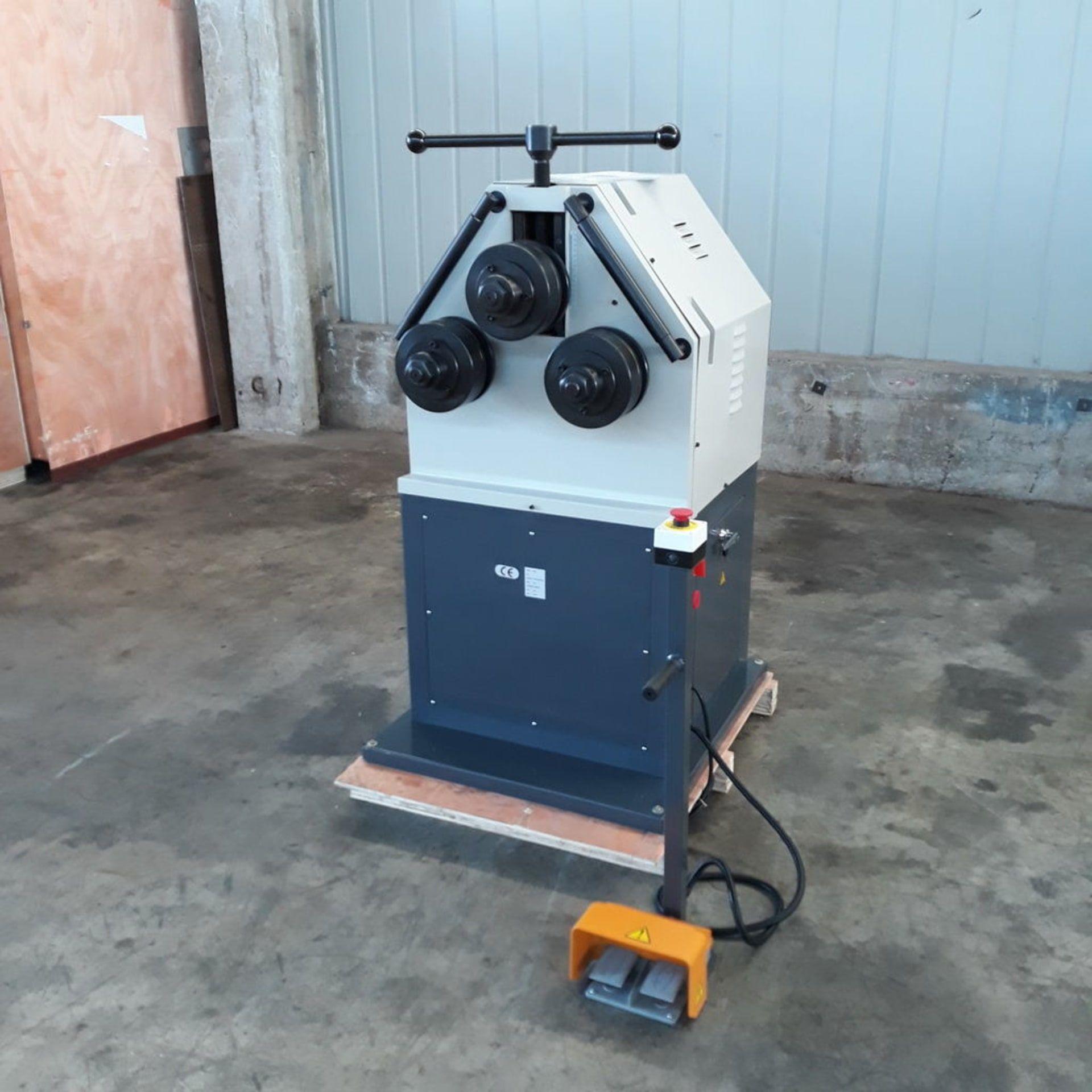 ADOLFI TPM-50SPECIAL Rundbiegemaschine