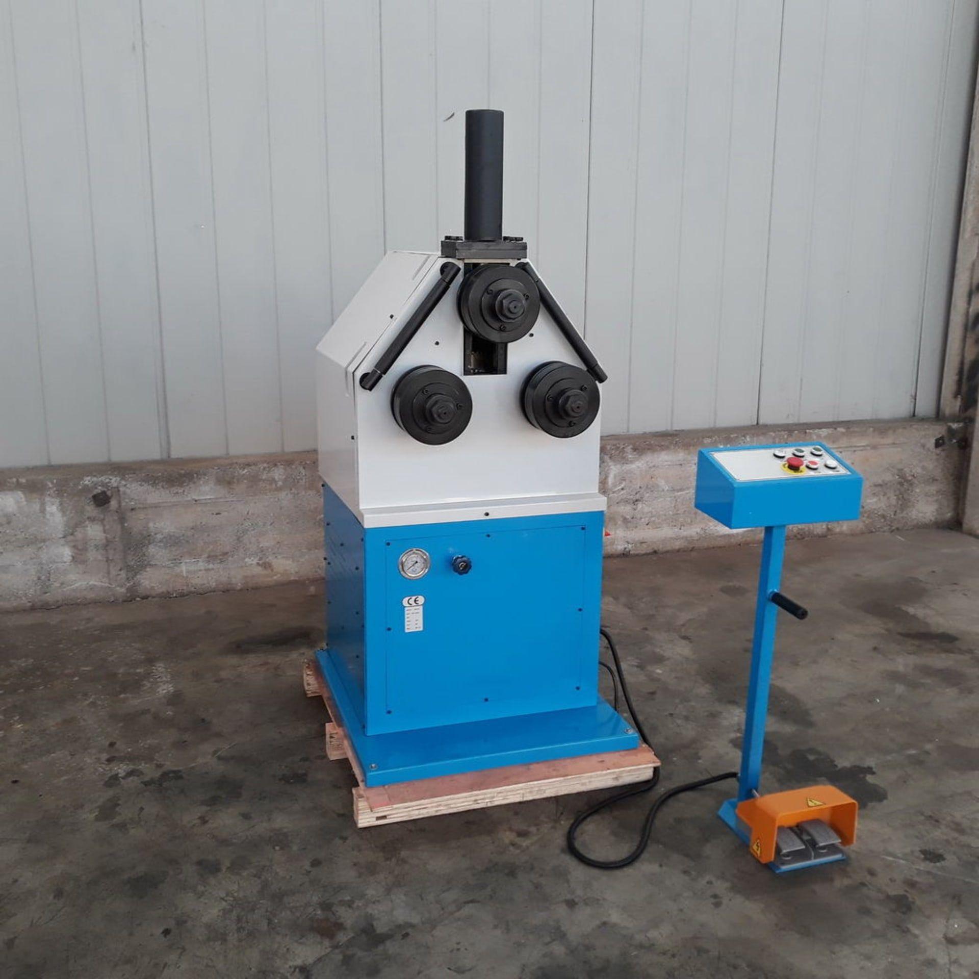 HSP-50CN Automatik-Rohrbiegemaschine