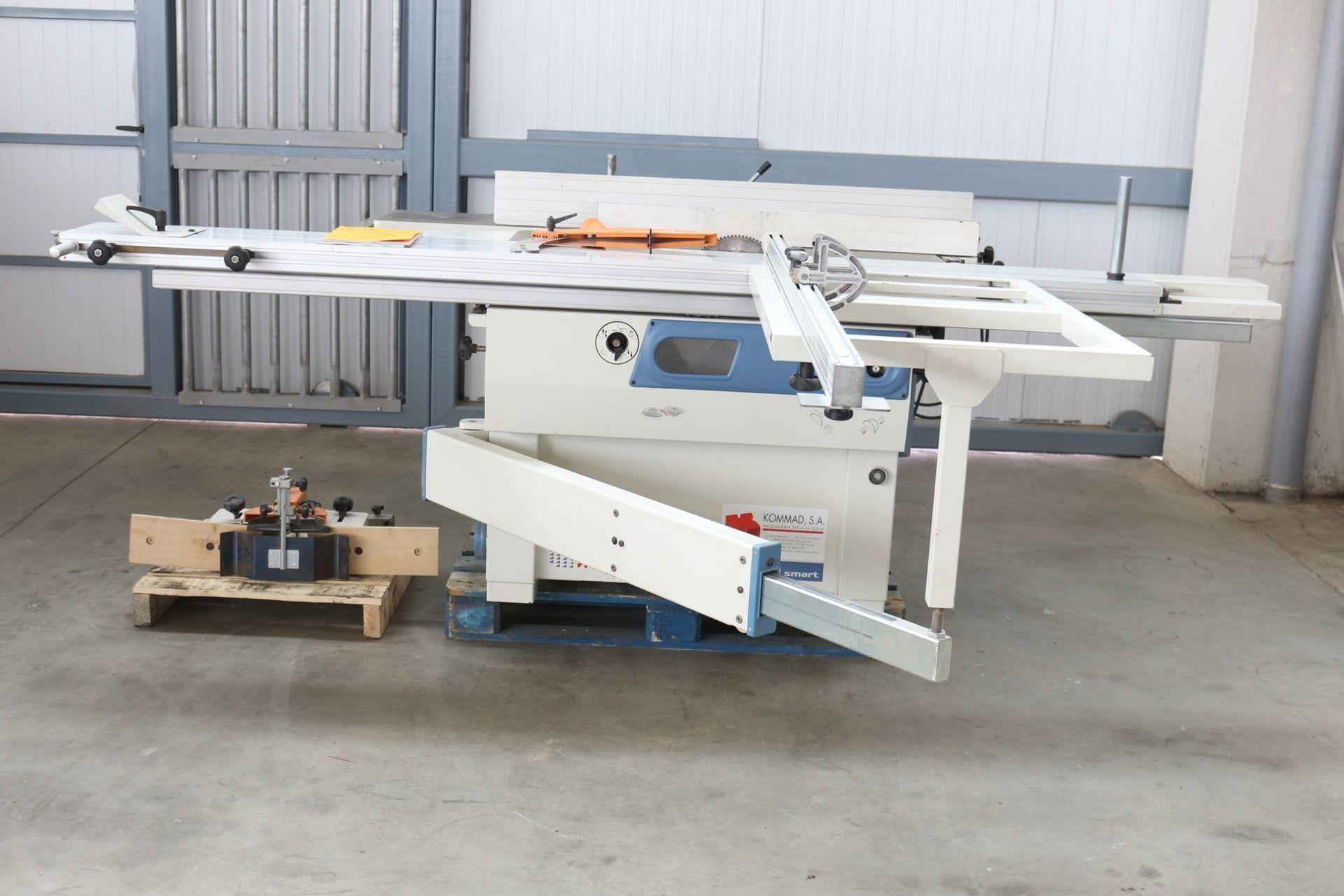 MINI MAX CU 300 SMART 5-Fach Kombinierte Maschine