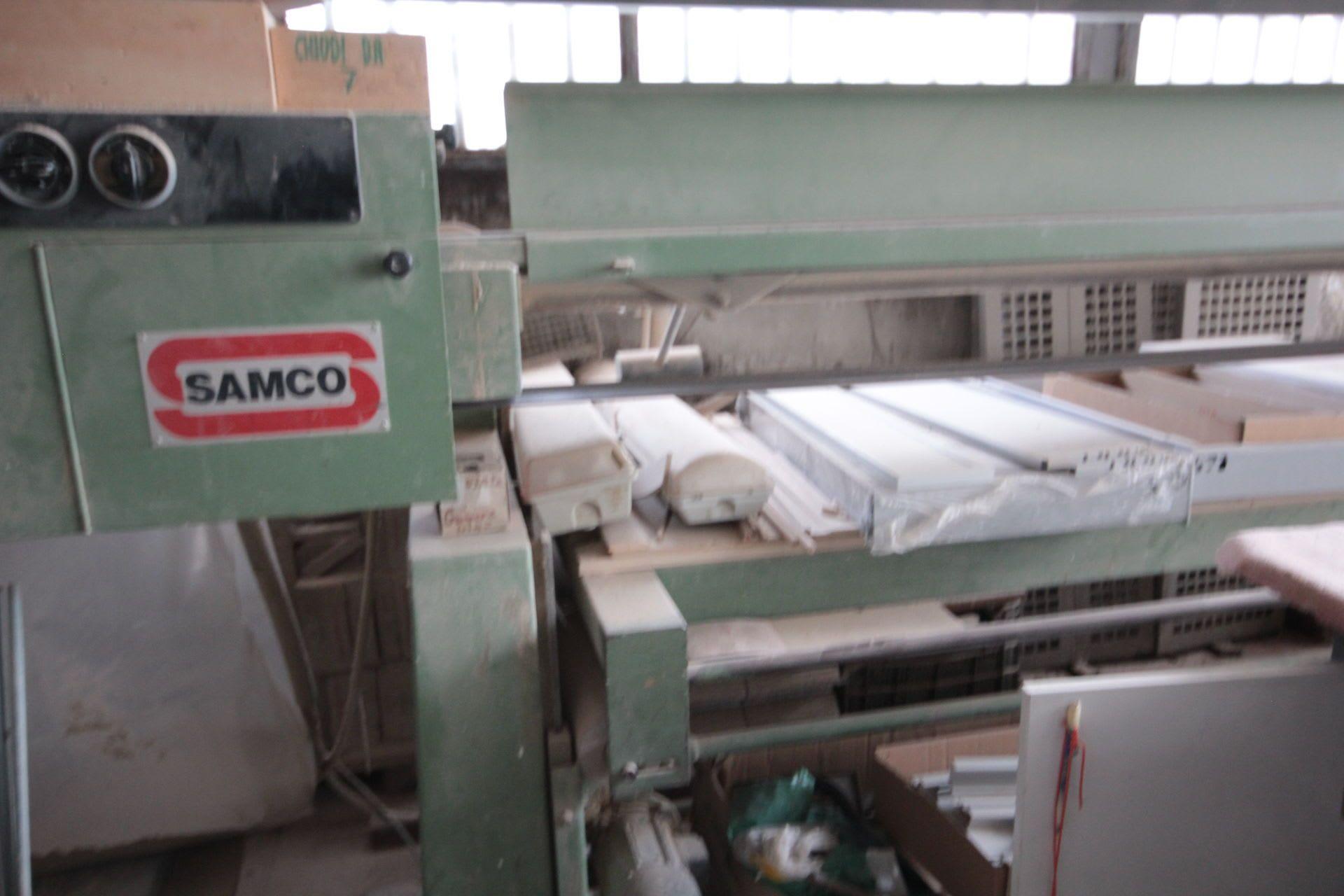 SAMCO Bandschleifmaschine
