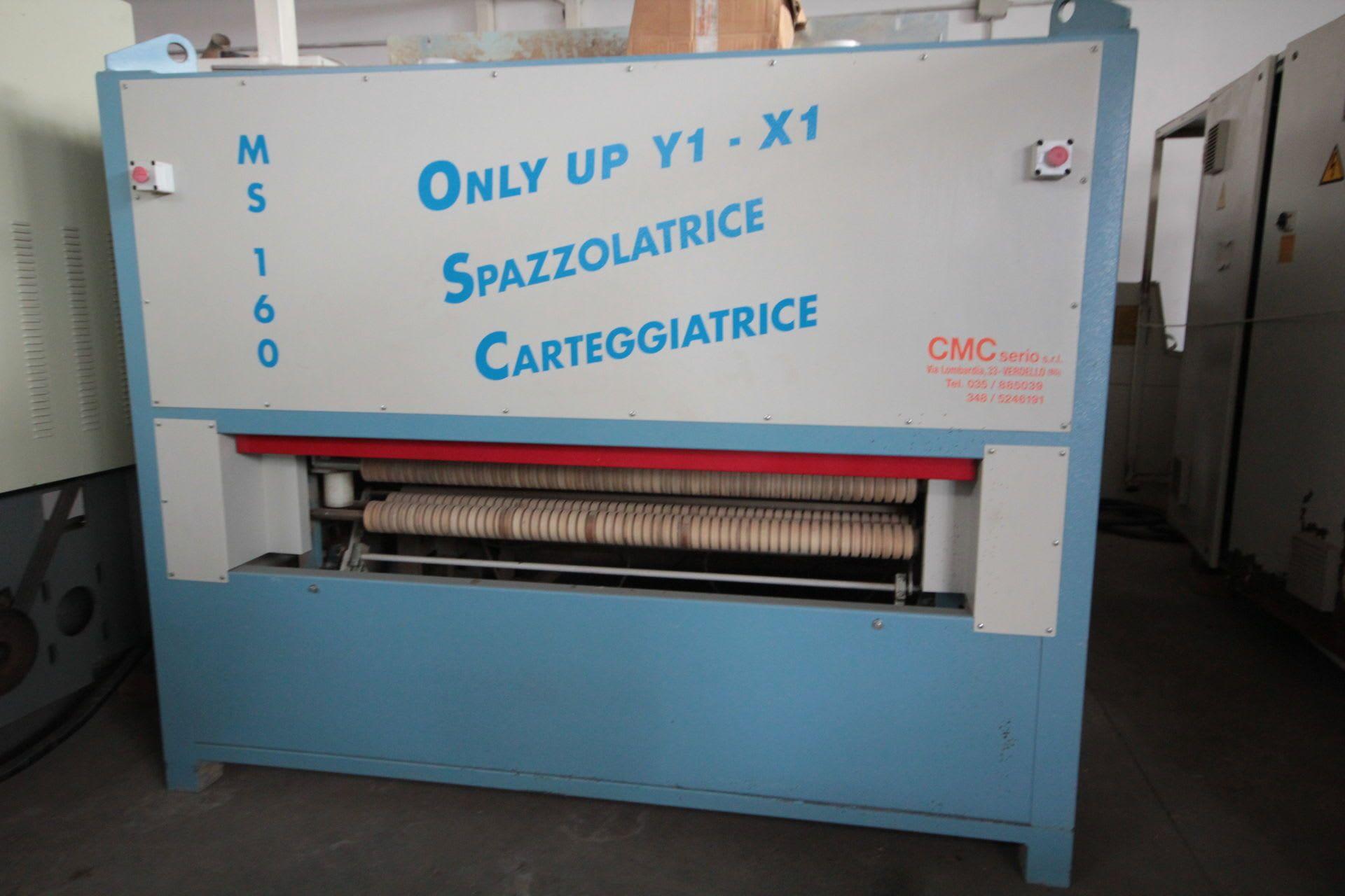 MS 160 Bürstmaschine