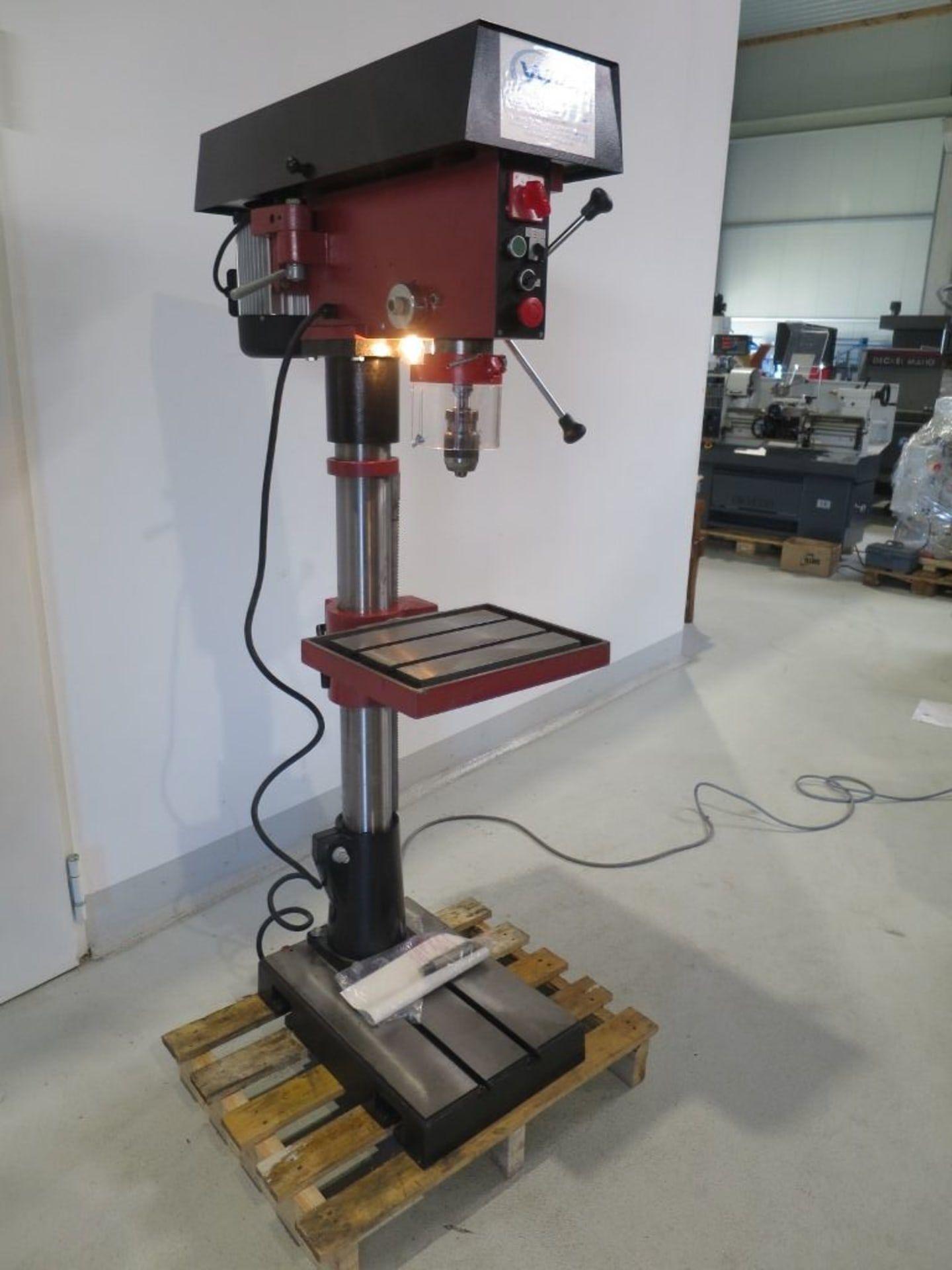 UWM 32 Industrie Säulenbohrmaschine