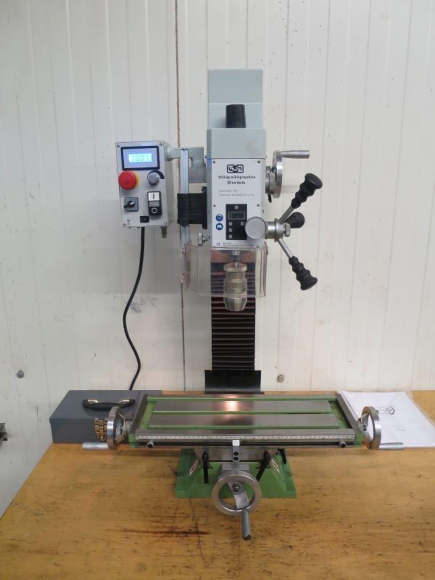 UWM BF 20 VARIO Bohr- und Fräsmaschine