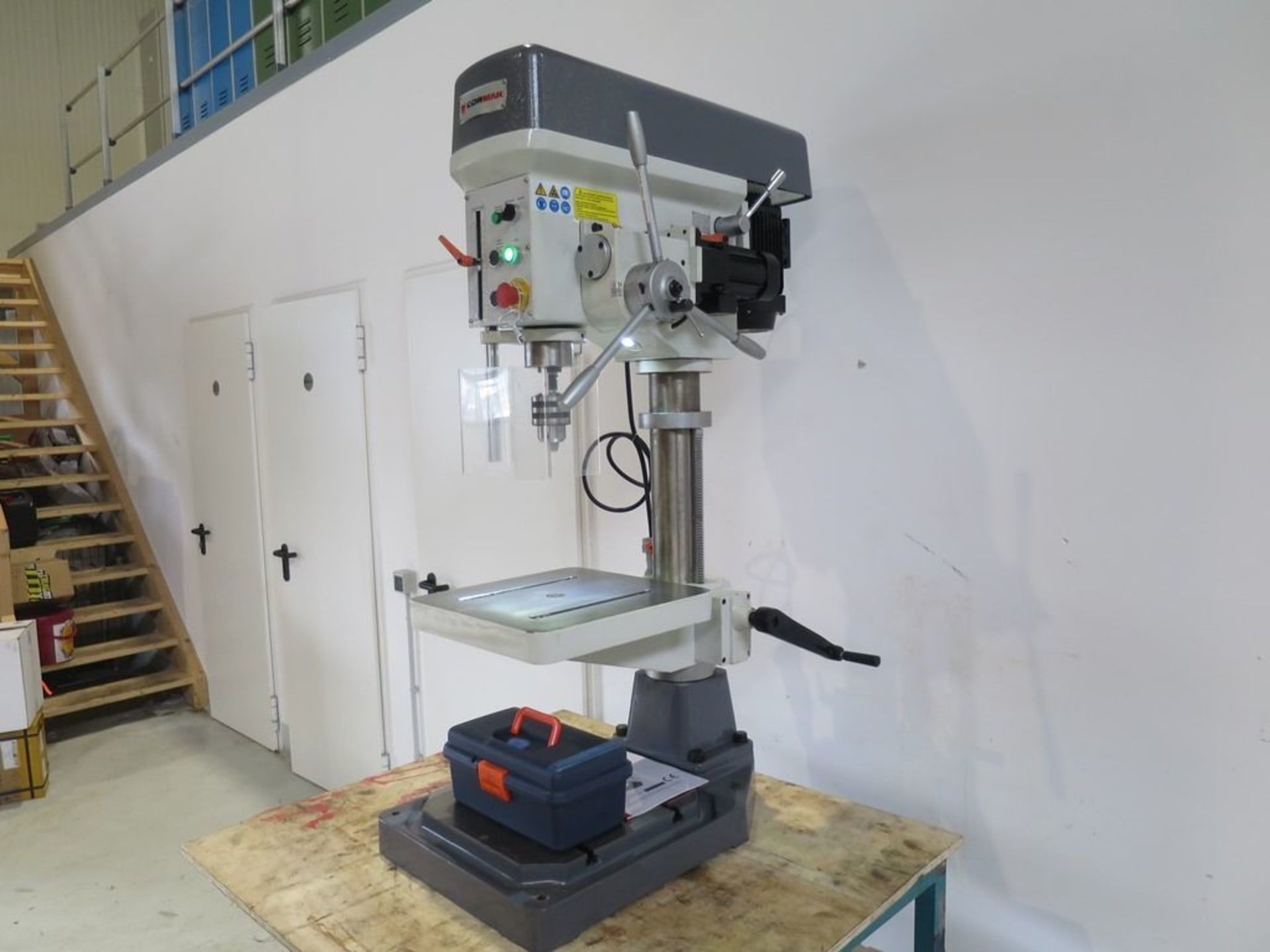 CORMAC WS 32 B Tischbohrmaschine