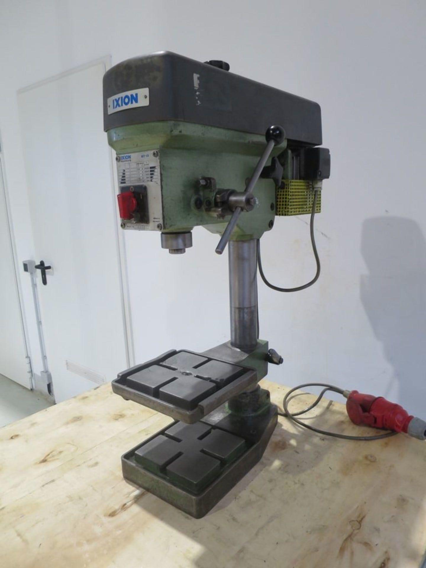 IXION BT 13 Tischbohrmaschine