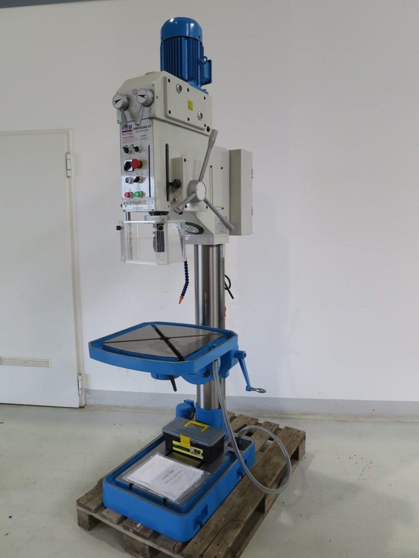 HBM 5040 Säulenbohrmaschine