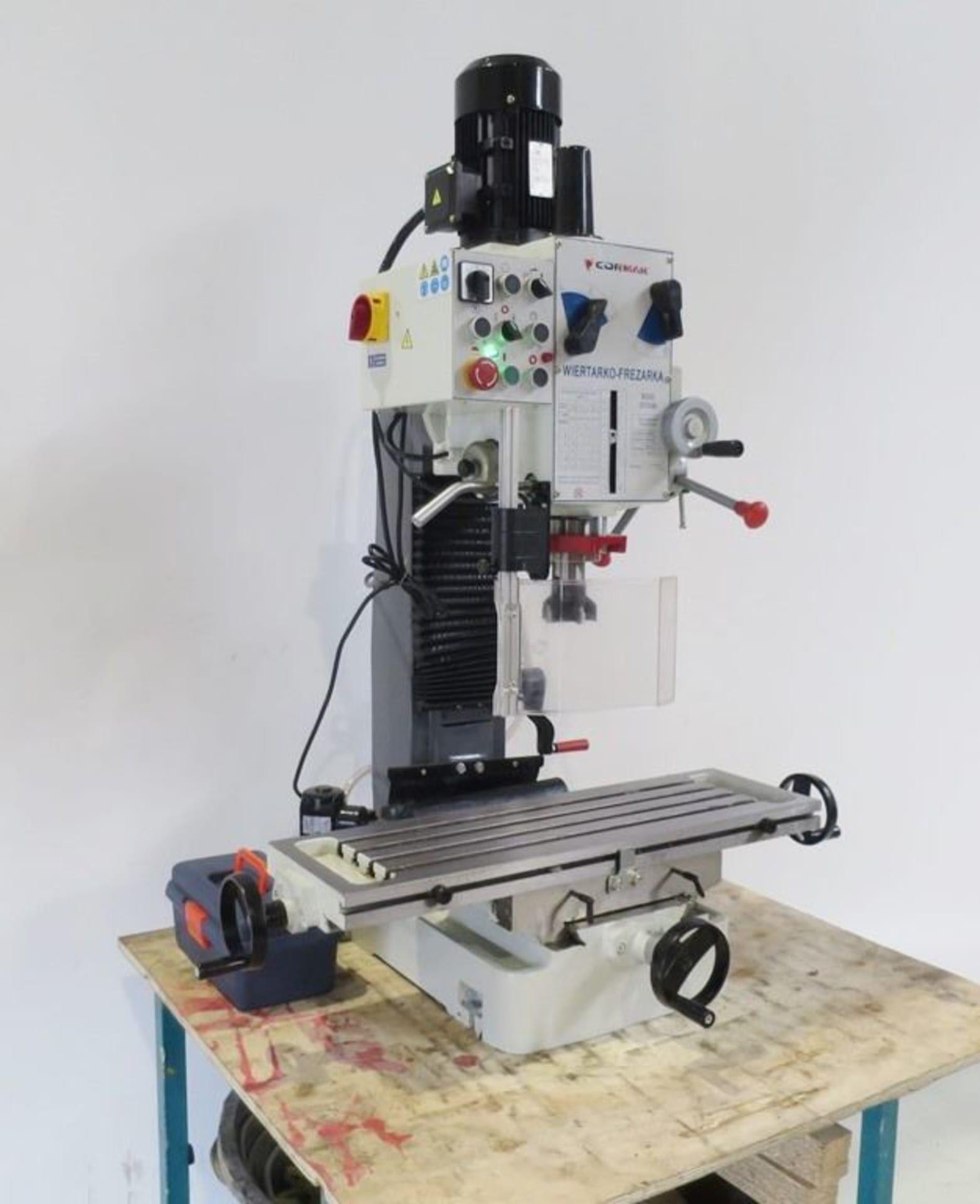 CORMAK ZX 7045 Bohr- und Fräsmaschine