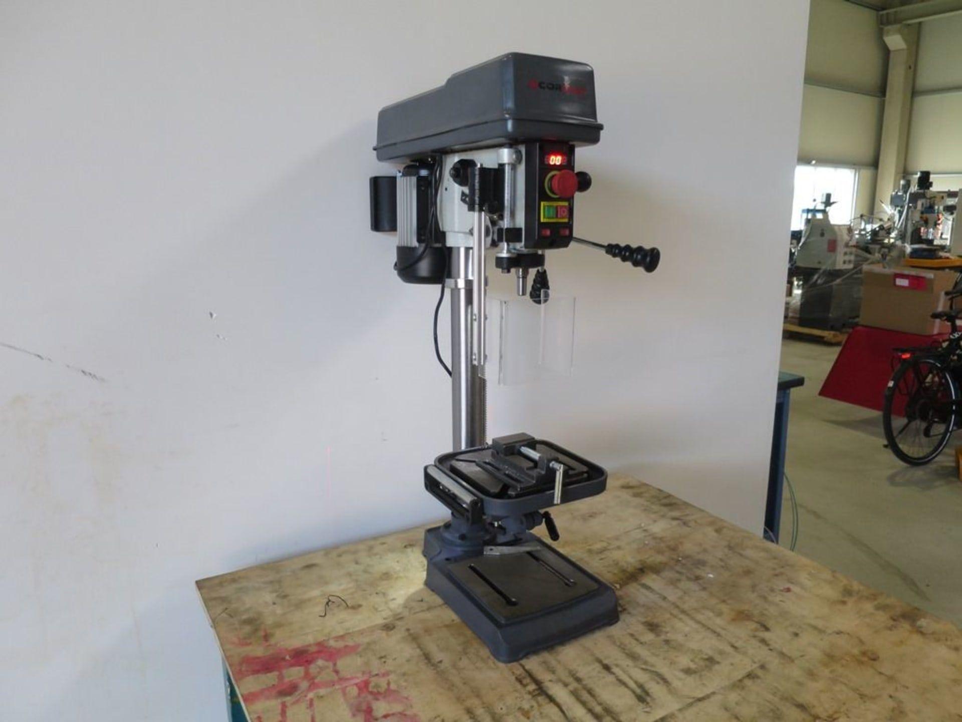 CORMAK WS 16 vario Tischbohrmaschine