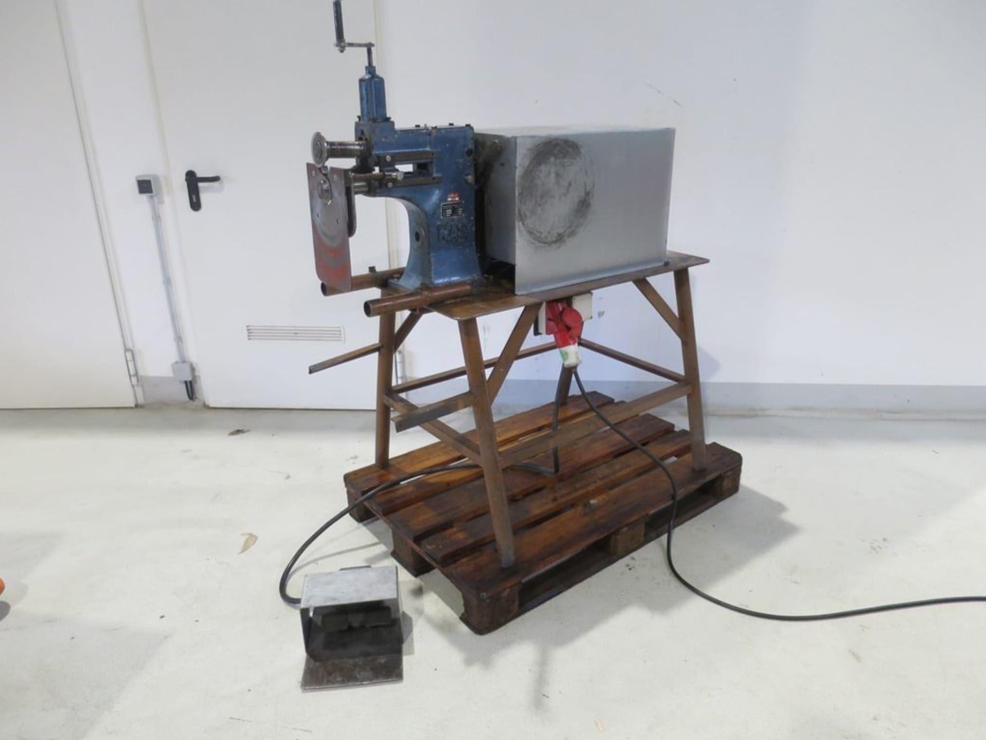 RAS 10.12 Sickenmaschine